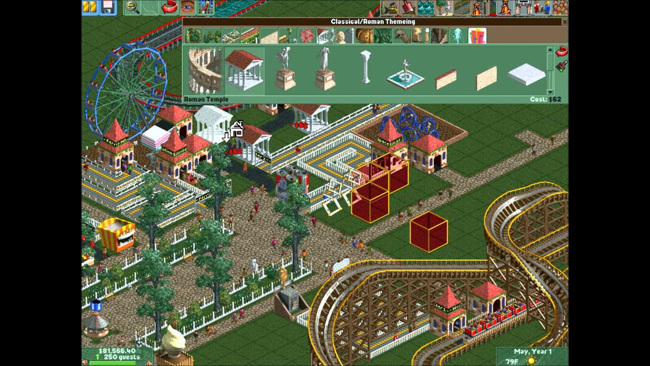 RollerCoaster Tycoon Deluxe - PC Game Download
