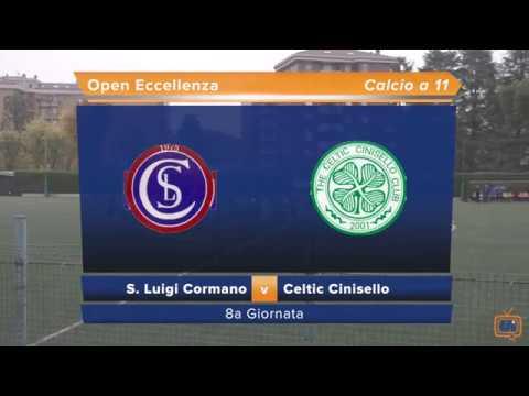 Sintesi S.Luigi Cormano - Celtic Cinisello