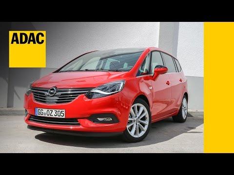 Bild: Das Facelift: der praktische Opel Zafira 2017 im Test