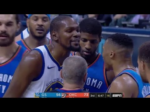 kevin-durant-vs-russel-westbrook-they-really-hate-each-other-11-22-2017