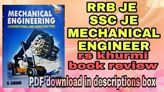 Mechanical Engineering Objective Book Rs Khurmi