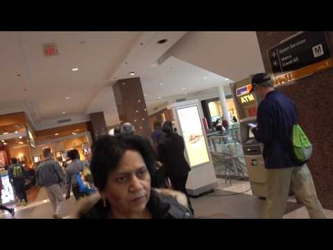 Aruna & Hari Sharma shopping at Pentagon City Fashion Centre, Arlington VA, May 12, 2017