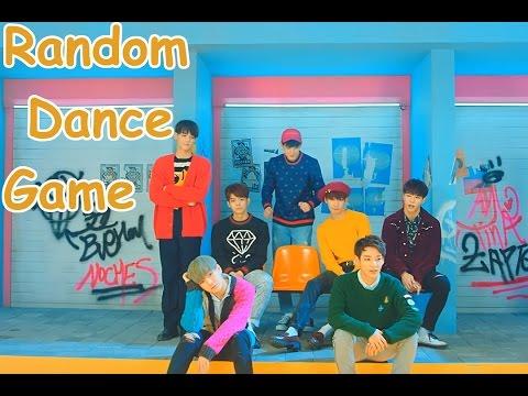 Random Kpop dance Game (with dance practice videos) #2