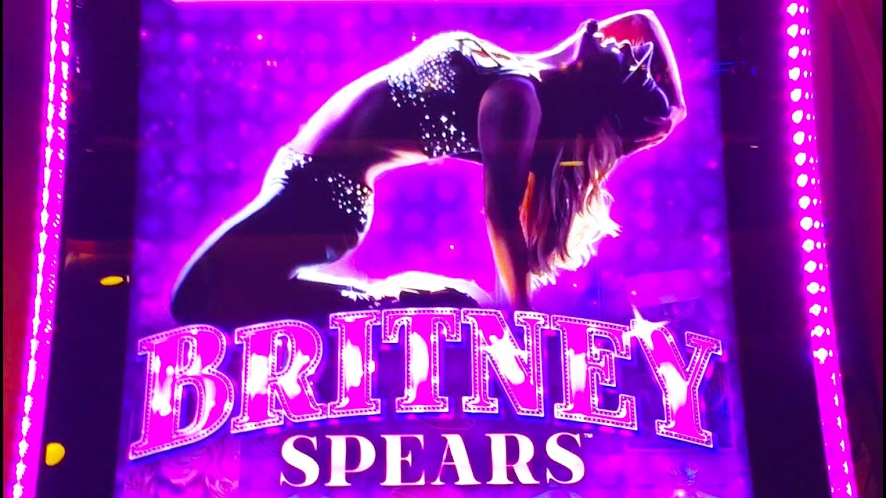 britney spears casino game