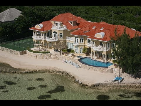 Majestic Beachfront Estate in Grand Cayman, Cayman Islands | Sotheby's International Realty