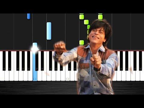 Jabra Song | Fan | Shah Rukh Khan | Nakash Aziz - Piano Tutorial - VN