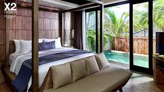 Show Unit Villa Pracia 1 Bedroom With Private Pool - Luxury Villa Resort X2 Bali Breakers