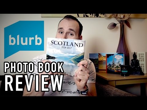 BLURB PHOTO BOOK - REVIEW