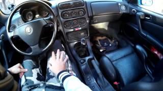 Alfa Romeo GTV drive