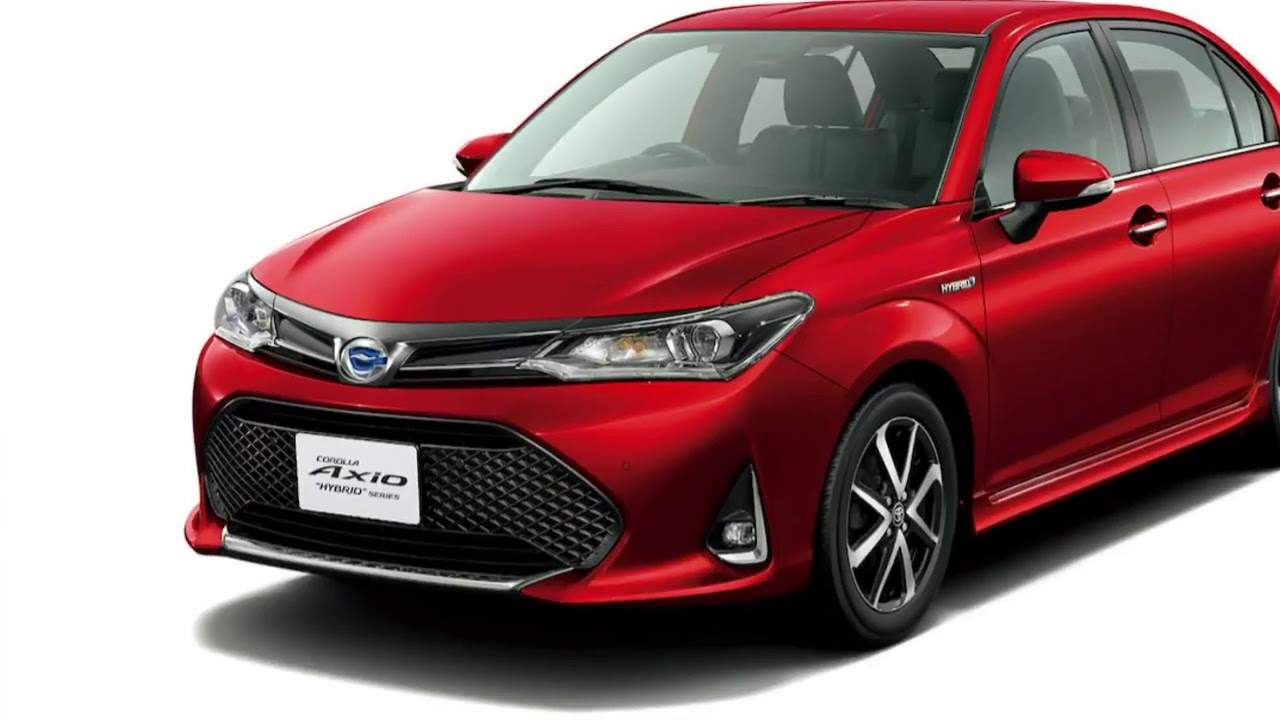 Toyota Corolla Axio WXB 2018 officially revealed in Japan ...