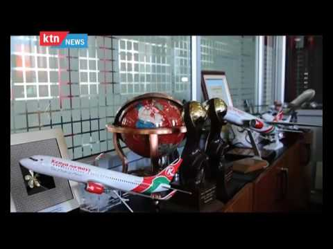 The Chamwada Report Ep 79: Kenya Airways celebrates 40 years of service
