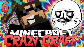 Minecraft CRAZY CRAFT 2.0 | Best Troll EVER!! [6]