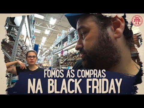 FOMOS AS COMPRAS NA BLACK FRIDAY