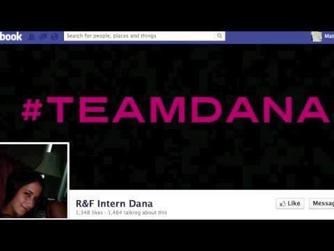 Ron &  Fez - Intern Dana's Facebook Hate Page