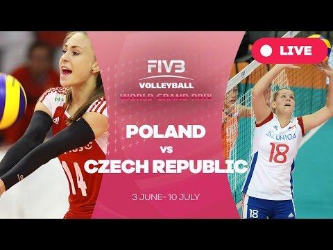 Poland v Czech Republic - Group 2: 2016 FIVB Volleyball World Grand Prix