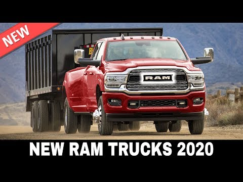 8 NEW Ram Models: Reviewing Best American Trucks of 2020