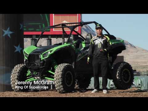 Monster Energy Cup: Kawasaki Teryx KRX 1000 track guide