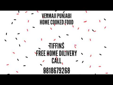How to book best punjabi food tiffin service delhi and ncr