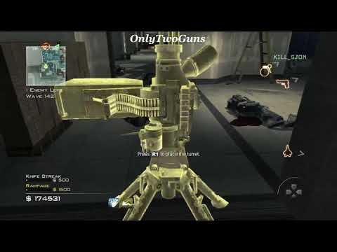 Mw3 Survival Arkaden - Wave 196 Part 1 Of 2