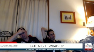 LIVE: Late Night Rally Wrap-up