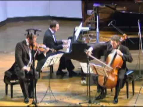 Trio Caravaggio - Juon: Danse Phantastique