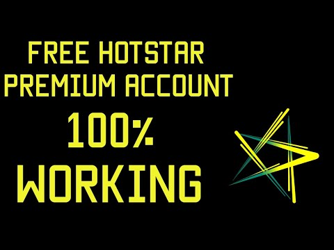 how-to-activate-hotstar-premium-account-for-free-100%-working- -tech-world