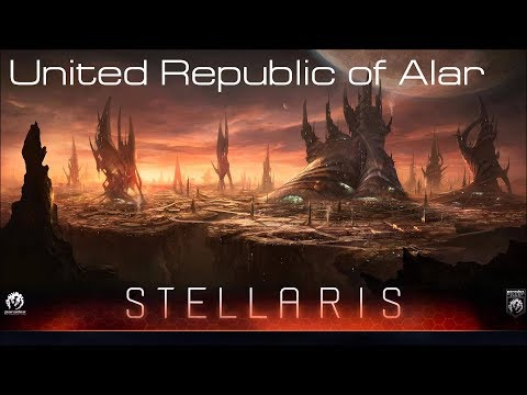 Stellaris - Republic of Alar - Episode 01