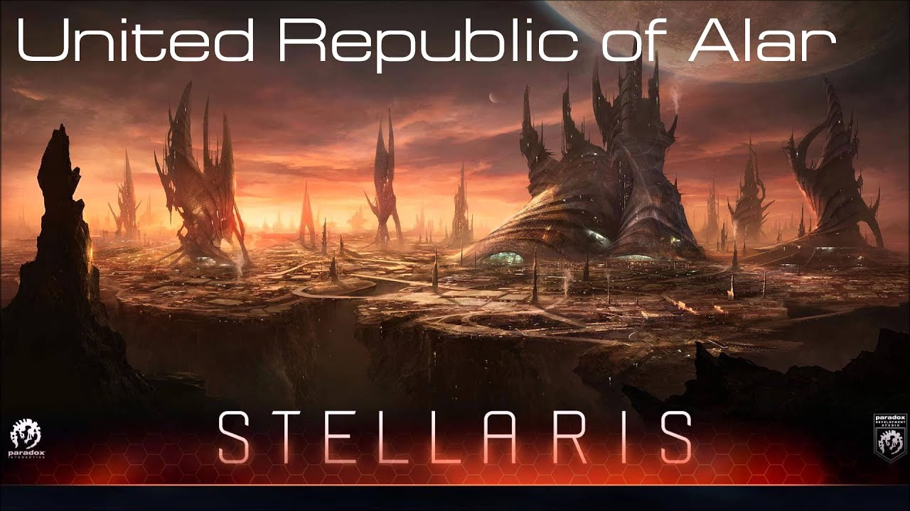 stellaris republic of alar episode 01 youtube