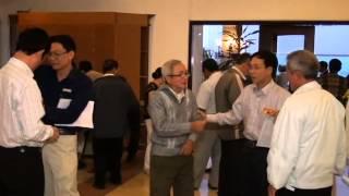 Video 1: Cựu Học sinh Cường Để hội ngộ 40 năm ngày ra trường (1974-2014)