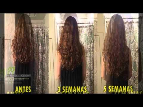 Hacer crecer tus cabellos con el shampoo bicarbonato de for Ambientador con suavizante y bicarbonato