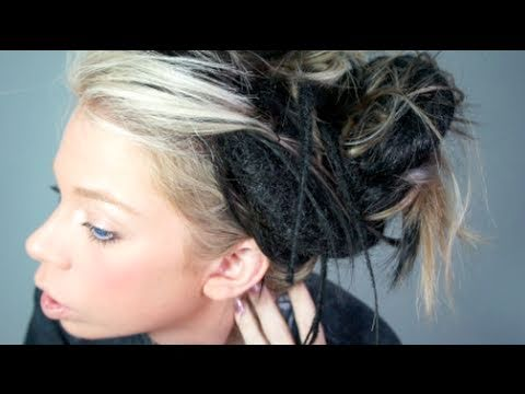 My Dreadlock Hair Extensions Youtube