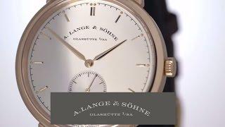SAXONIA – A. Lange & Söhne