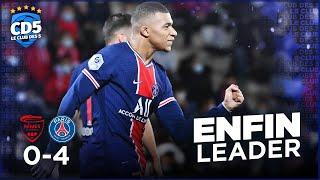 Nîmes vs Paris SG (0-4) / Dijon VS Rennes (1-1) LIGUE 1 - Débriefs #806 -#CD5
