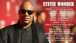 Stevie Wonder Greatest Hits - Best Songs Of Stevie Wonder Full Playlist
