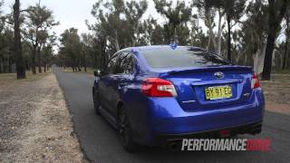 2015 Subaru WRX Premium 0-100km/h & engine sound. Head over to http...