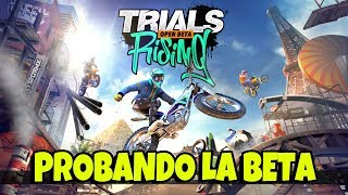 Vídeo Trials Rising