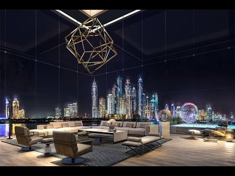 LUXURY APARTMENT | Luxury 5 bed penthouse with swimming pool-Palm Jumeirah One Palm, Dubai