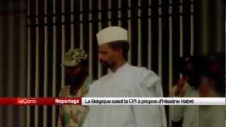 Hissène Habré, la Belgique saisit la CPI
