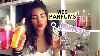 Mes brumes Victoria Secret & Mes parfums ♡