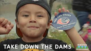FREE THE SNAKE RIVER - Take Down the 4 Lower Snake River Dams