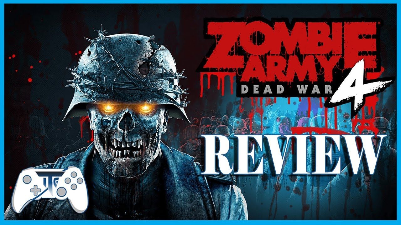 Ouch, that's gotta hurt - Zombie Army 4: Dead War Review (Video Game Video Review)