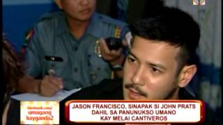 Jason admits mistakes, says he's ready to face consequences