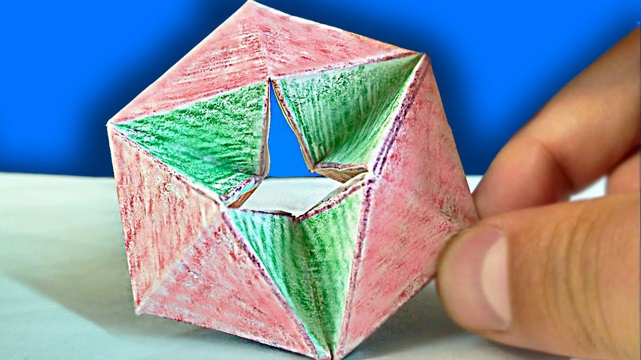 Как сделать бумажную игрушку фото 174