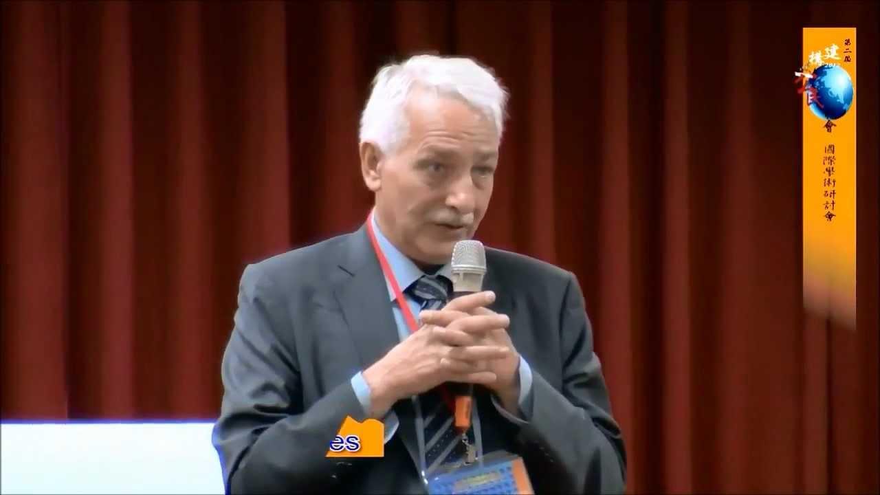 國立空中大學公共行政學系開放課程Open Course at NOU Taiwan_A Keynote by de Vries 1/4 - YouTube