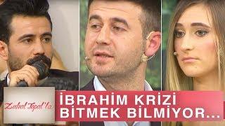 Zuhal Topal'la 208. Bölüm (HD) | Tarık Huriye'ye 3.Defa Evlilik Teklif Ederken Ortalık Yine Karıştı