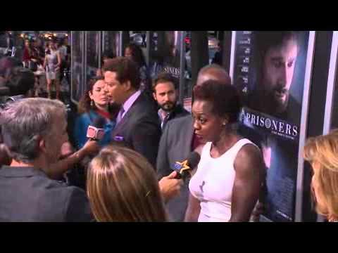 Viola Davis interview  on wearing her natural hair