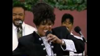 "Vickie Winans""The Blood Rushes!"""
