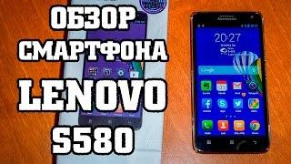 видео Обзор Lenovo s580