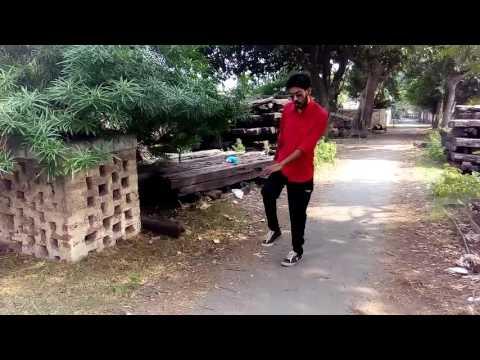 raghav juyal 2016  (crocroj)   slow motion tuotorial