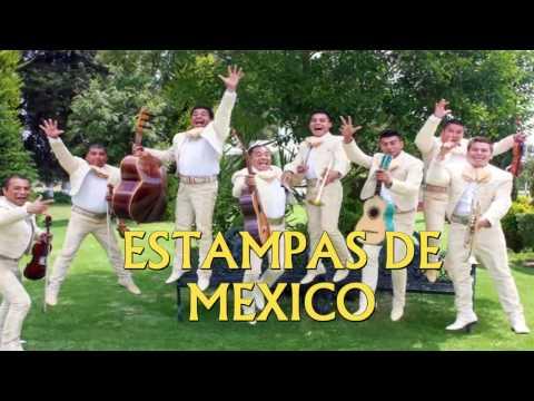 Popurrí cumbias Mariachi Internacional Estampas de México